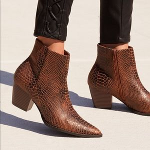 Coconuts by Matisse x Free People Going West Boot